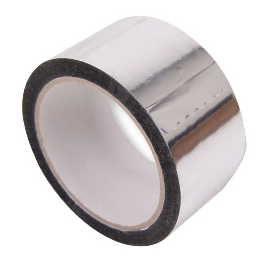 50m x 50mm Roll Foil Tape