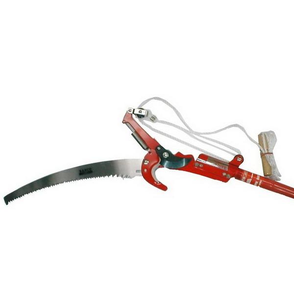 Metal By-Pass Telescopic Pole Pruner