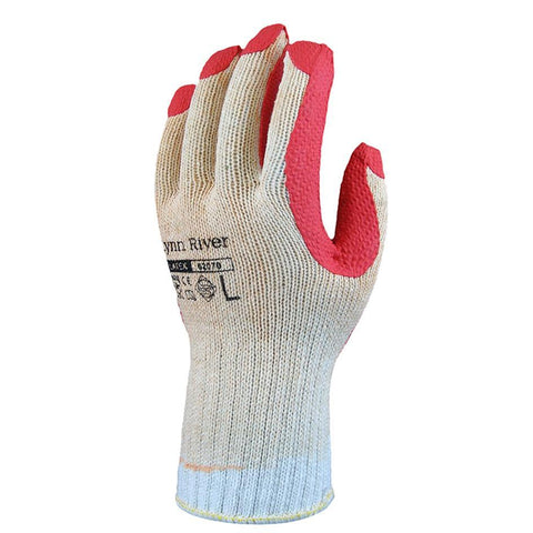 Latex Cream/Red 62070 Ultra Resistor Gloves