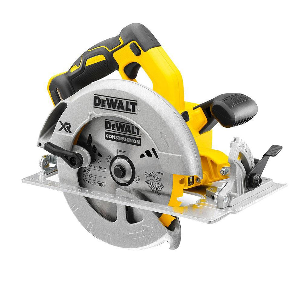 18V 184mm 5500rpm Cordless Brushless Circular Saw Skin Only
