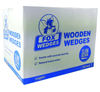 150 x 18 x 13mm Wooden Wedges 200 pack