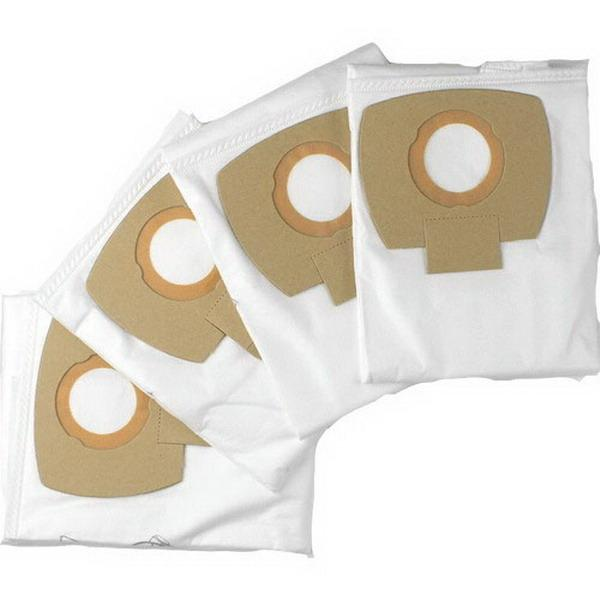 Nilfisk|Replacement Cloth Vacuum Bag|For Nilfisk Aero 25-21 and Aero 26-21PC Vacuum|4 pack|302002404