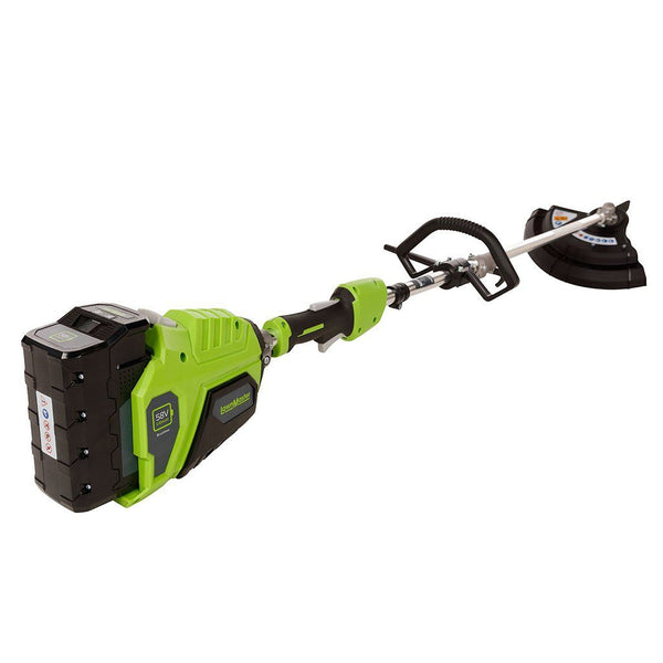 58 Volt Lithium 1.65mm Cordless Brushless Brushcutter