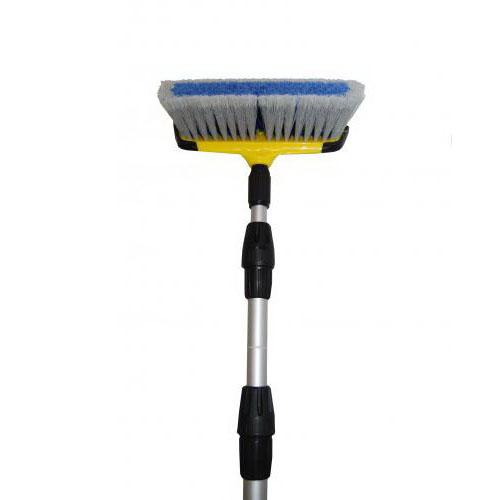 Superior Heavy Duty Telescopic Waterway Brush With Handle