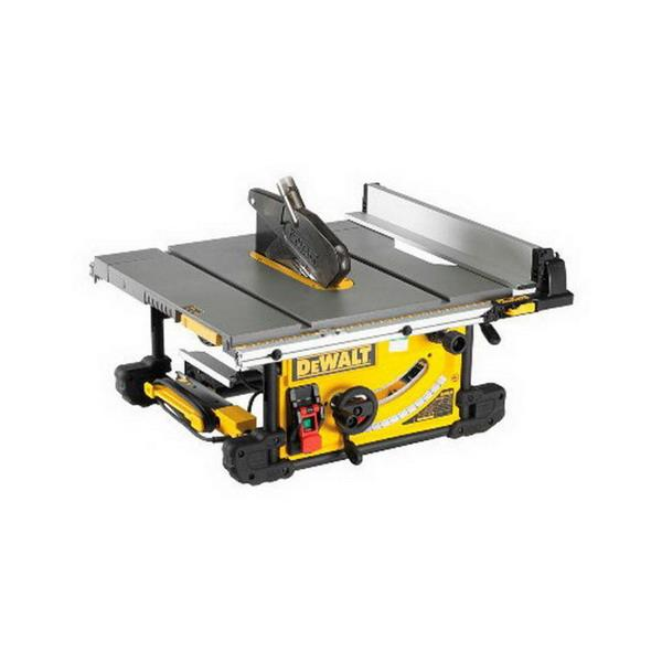 254mm 3800rpm 2000W Input 970W Output 230V Portable Table Saw