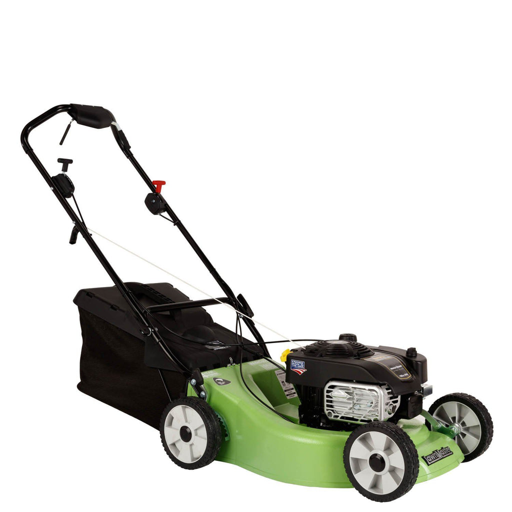 190cc 530mm WideCut 850 Self Propelled Mulch & Catch Lawnmower