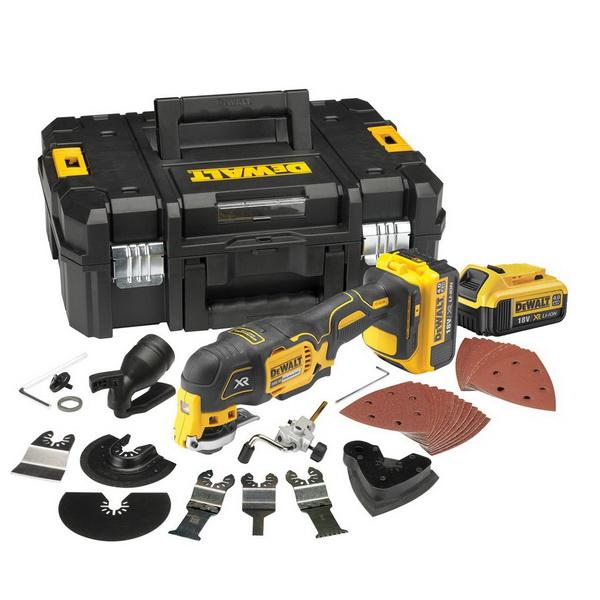18V XR Lithium-Ion 4Ah Brushless Oscillating Multi-Tool