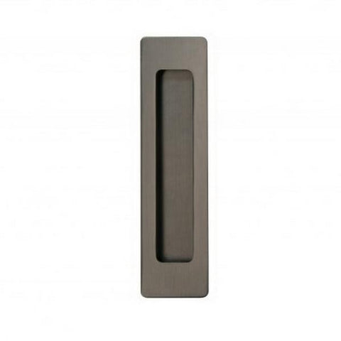 Windsor Brass|Flushpull|158 x 42mm Brass Graphite Nickel|5318-GN
