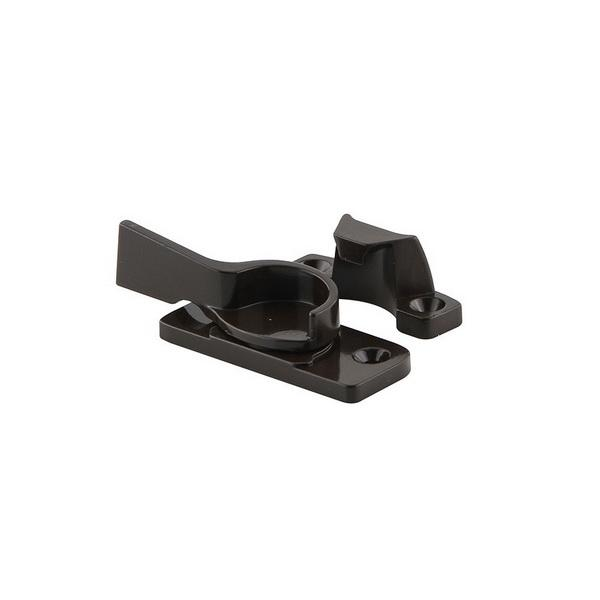 Sliding Window Crescent Sash Fastener Florentine Bronze