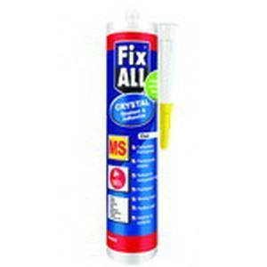 300g Clear FixAll MS Crystal Sealant and Adhesive