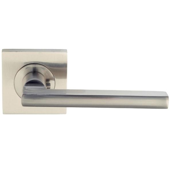 Apex Elite Futura Passage Set Brushed Nickel
