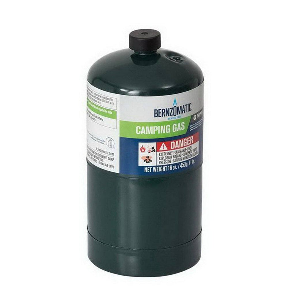 16.4oz Bernzomatic Propane Gas Canister