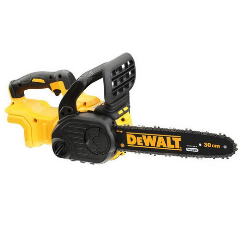 DeWalt|XR Li-Ion Cordless Brushless Compact Chainsaw Skin Only|18V 300mm|DCM565N-XE
