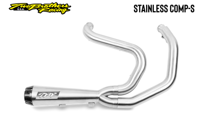 TBR 2-1 Exhaust System - Sportster