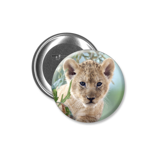 designed promotional merchandise badge button