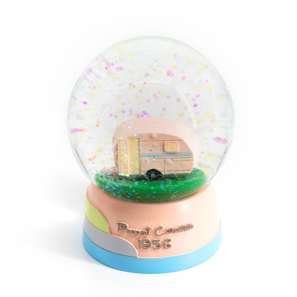 Glass Snow Dome
