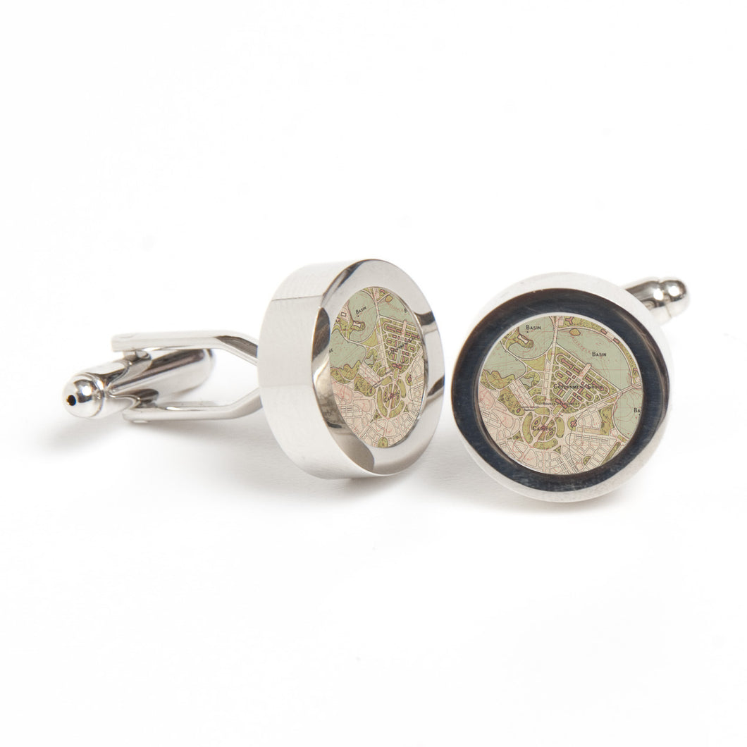 personalised cufflinks accessories