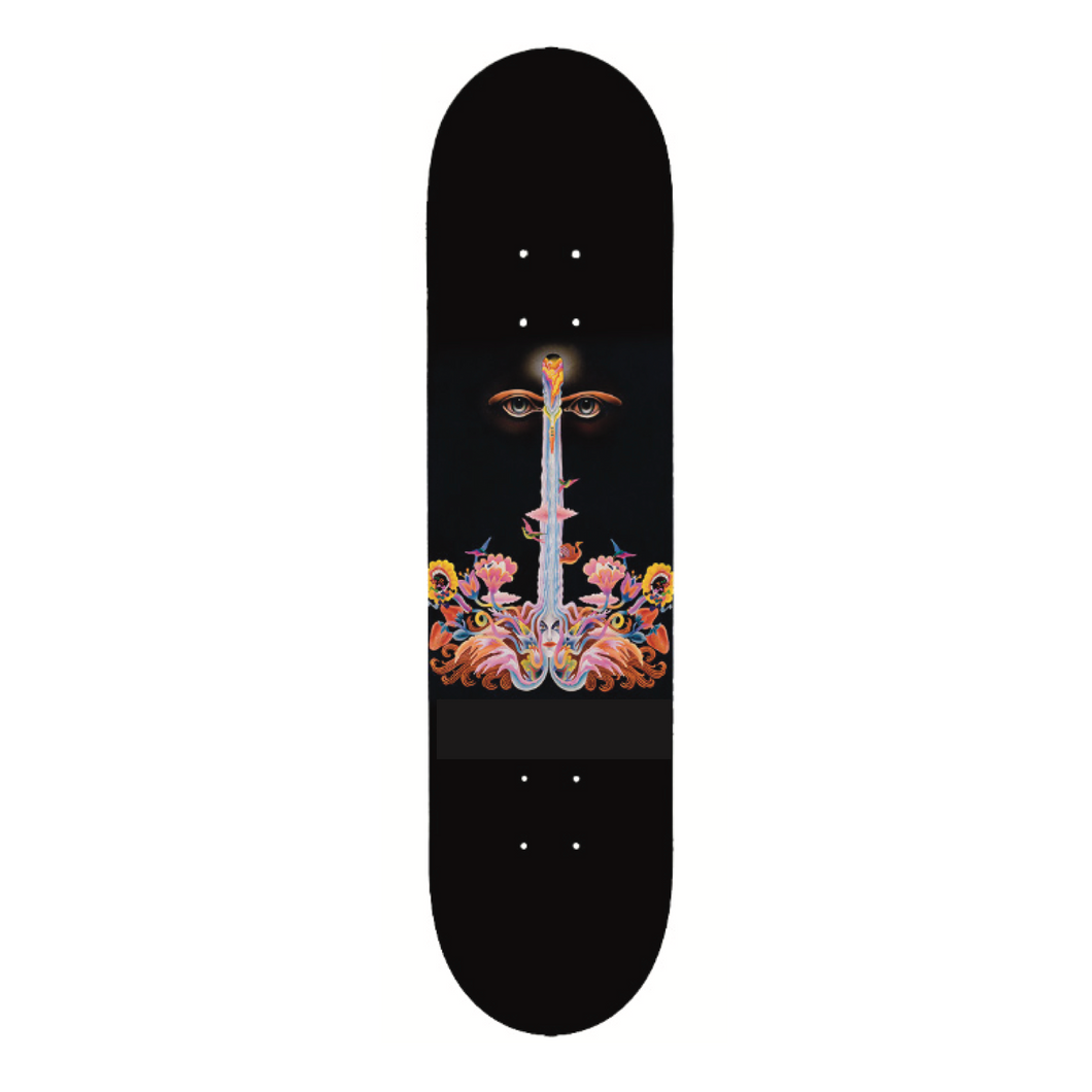 Skateboard Deck Wall Art