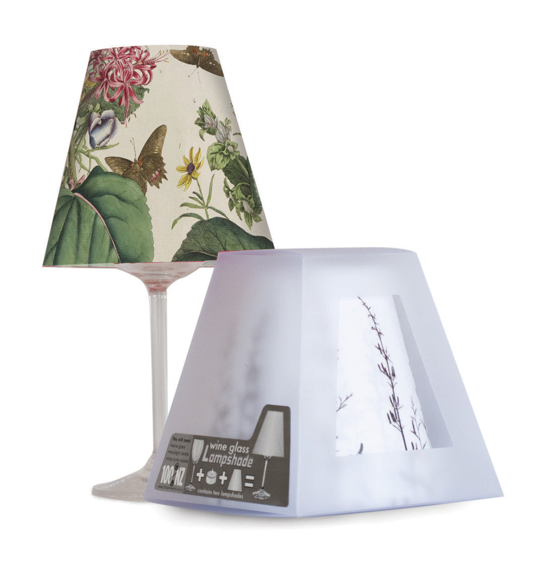 customised creative lampshades