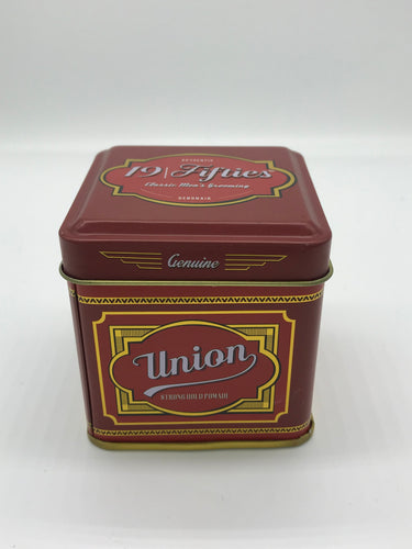 19Fifties Union Strong Hold Pomade