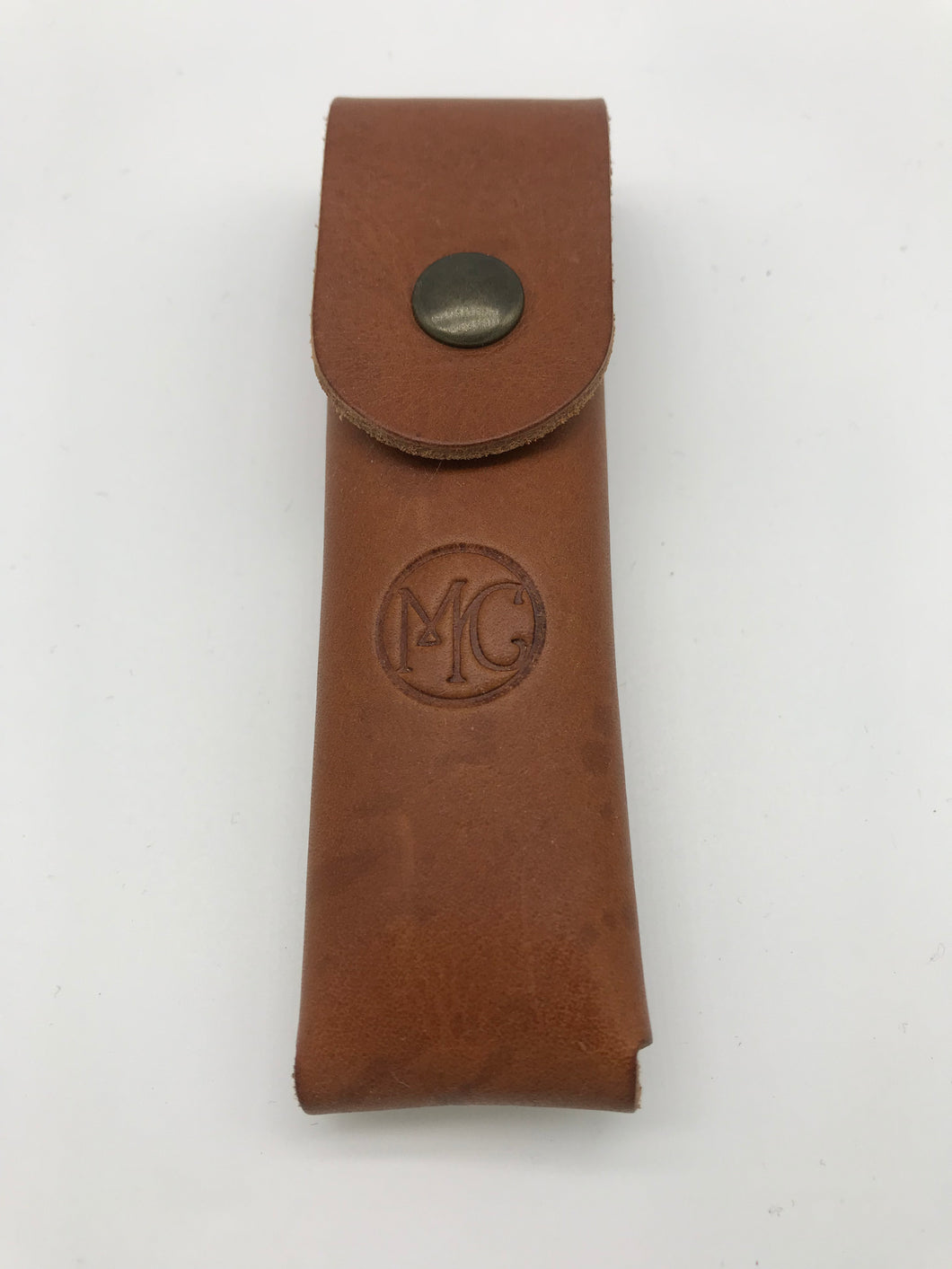 Man Comb UK Leather Case