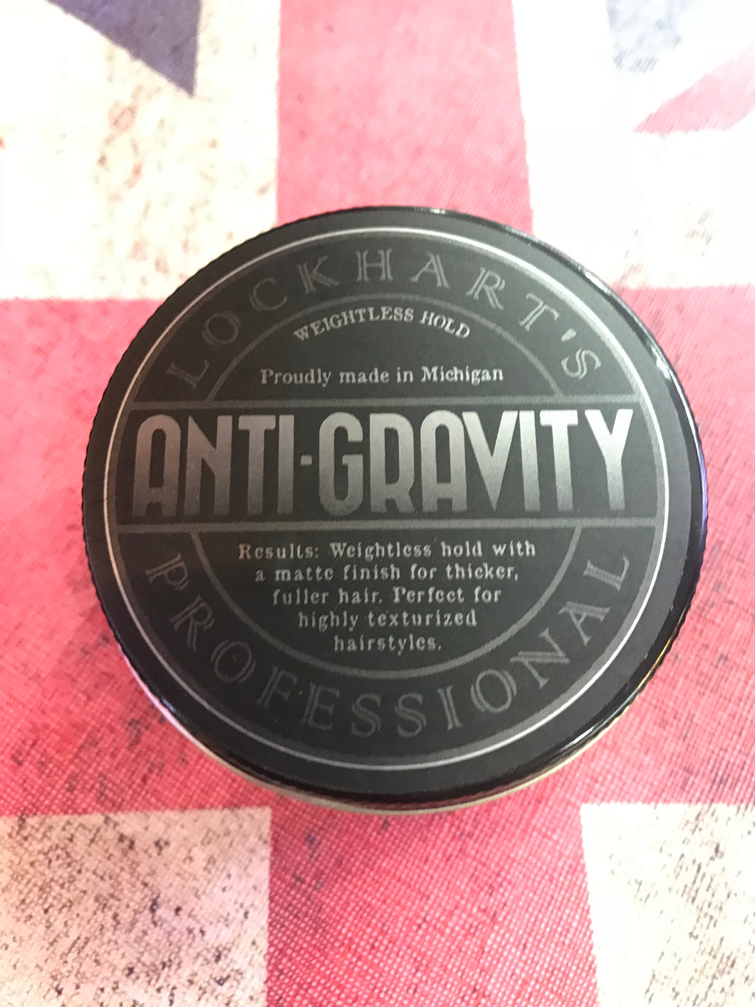 Lockhart's Anti-Gravity Matte Paste