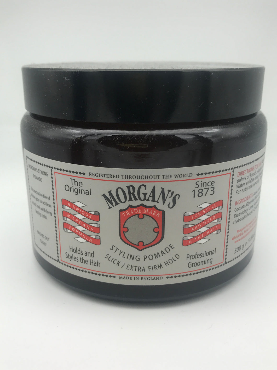 Morgan's Extra Firm Hold Pomade (Large Size)