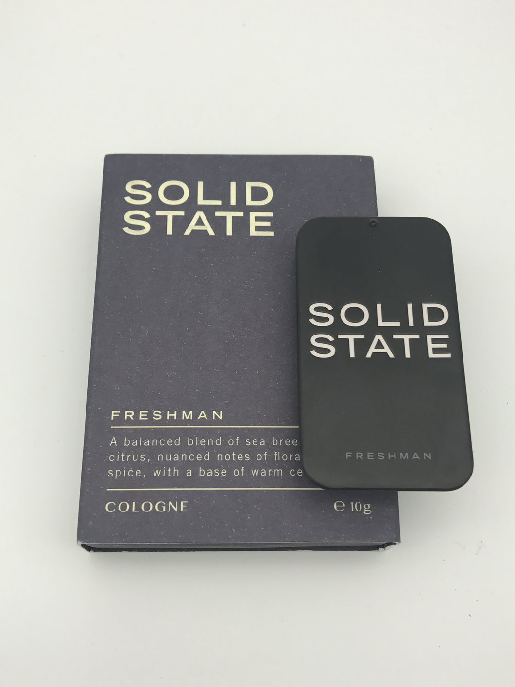 Solid State - Freshman
