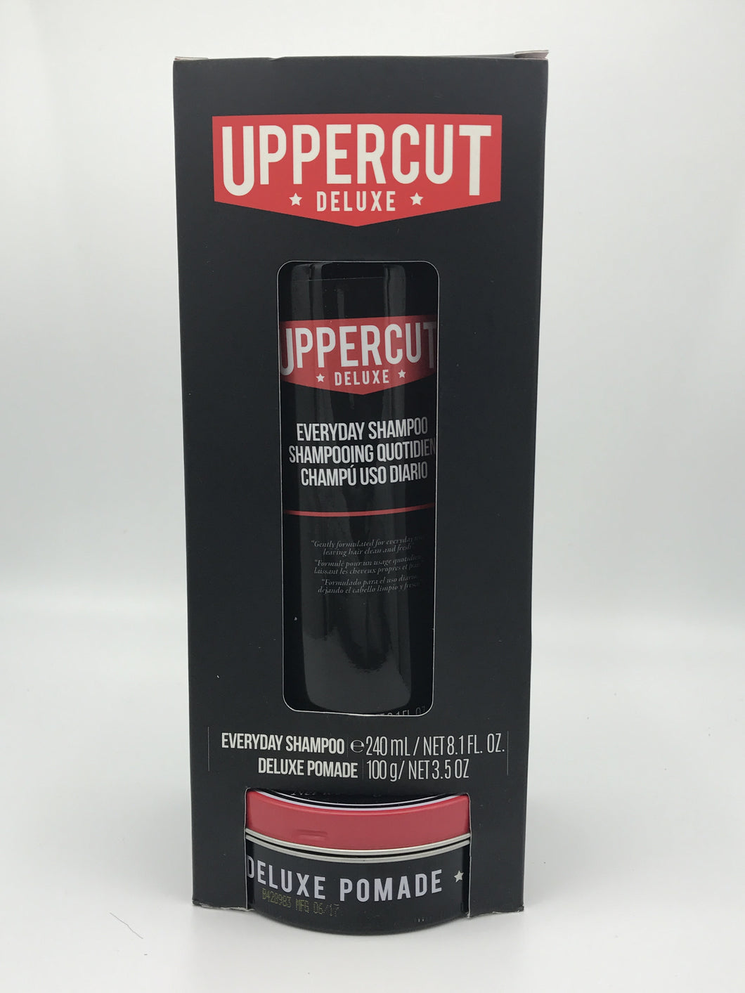 Uppercut Shampoo Duo Kit Set