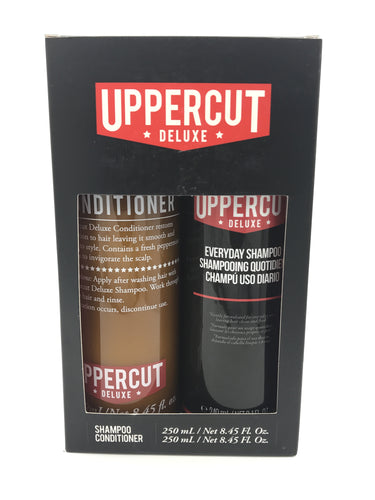 Uppercut Shampoo + Conditioner Set