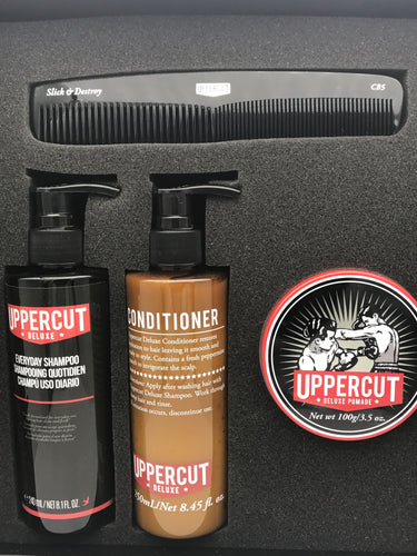 Uppercut Pomade Combo Set