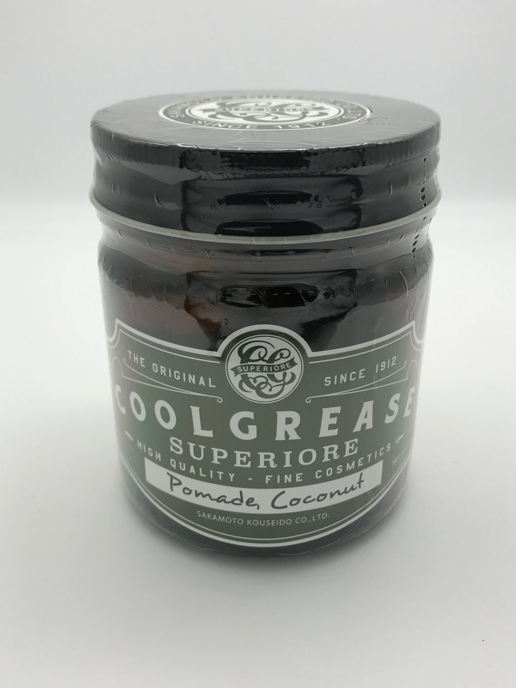 Cool Grease Superior Pomade Coconut 7oz
