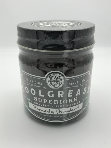 Cool Hrease Superior Pomade Standard 7oz