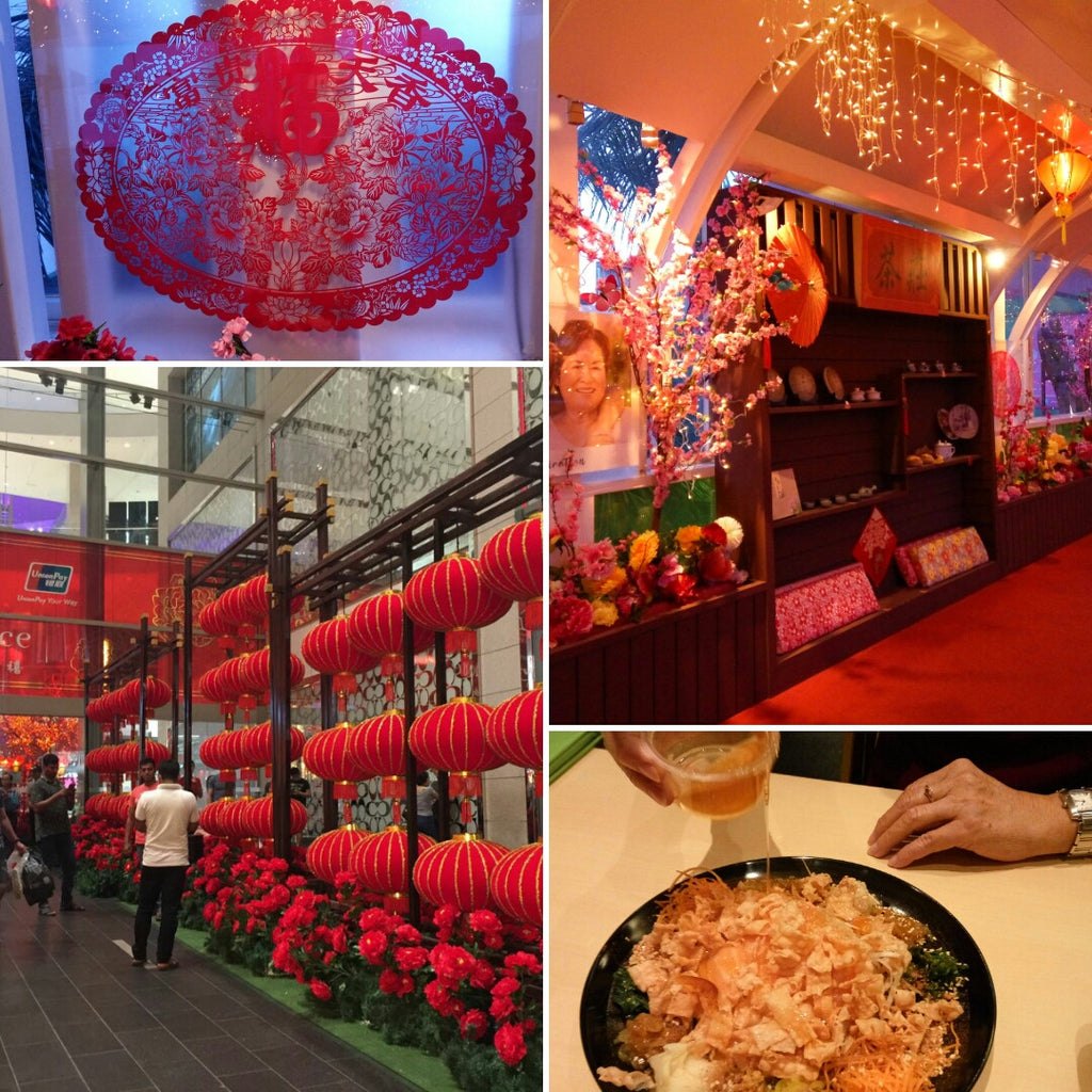 Lunar New Year Celebration – Celebrating family togetherness
