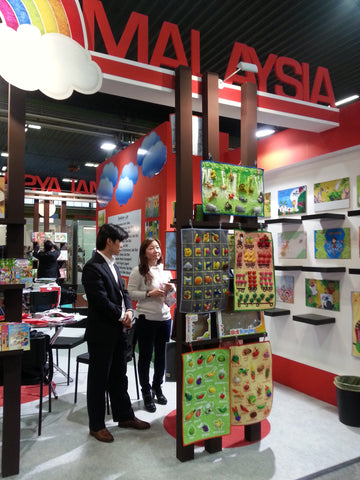 We are at Bologna Children Book Fair in 2014