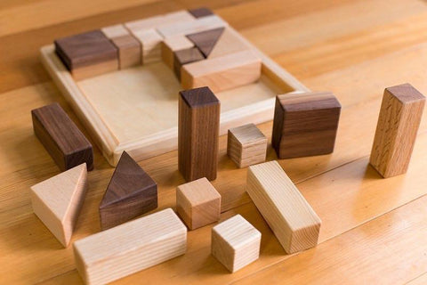 Blocks Play - Large (23pcs)