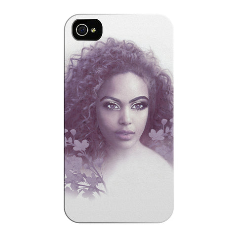 Aria Lavender iPhone Cases