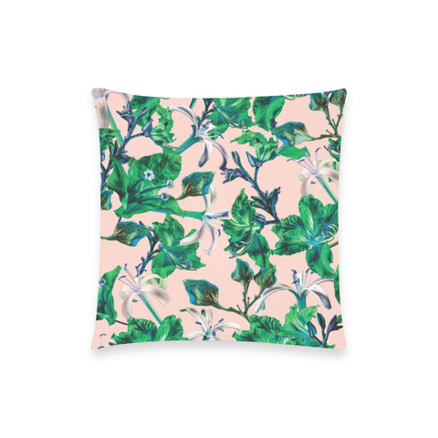 Pink Bramble Pillow Case