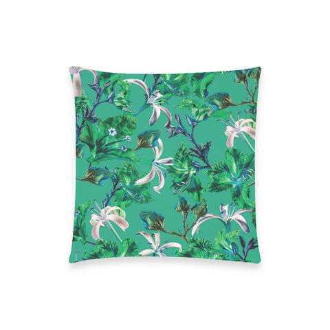Green Bramble Pillow Case