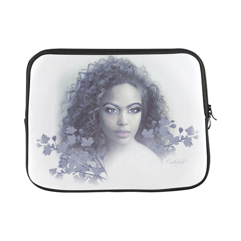 Aria Blue Laptop Sleeve 11''