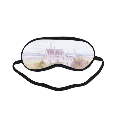 Neuschwanstein Castle Sleeping Mask