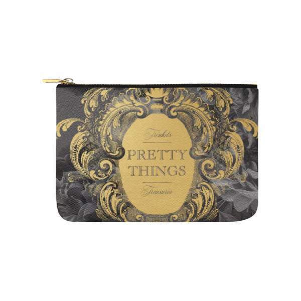 Pretty Things Gray Clutch