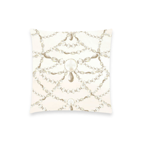Beaded Pearls Pillow Case