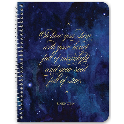 Oh How You Shine Notebooks & Journals