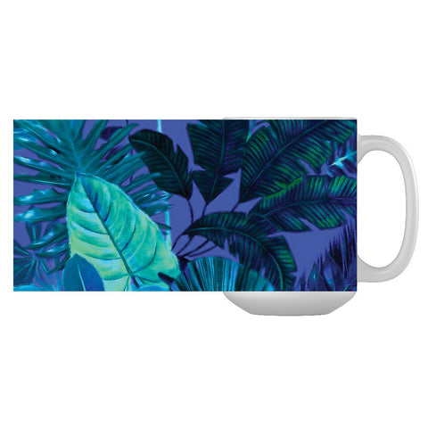 Dark Cool Tropical Mug