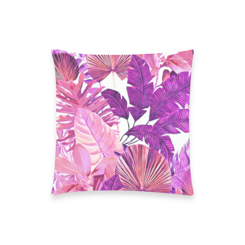 Warm Tropical Pillow Case