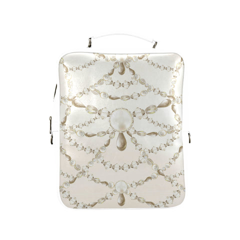 Beaded Pearls Backpack