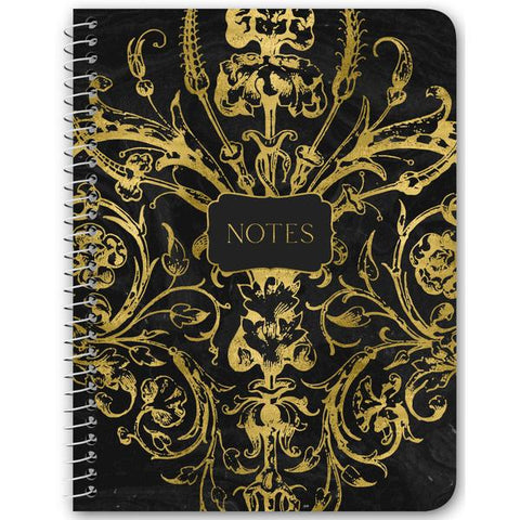 Floral Flourishes Notebooks & Journals - 9 Color Options