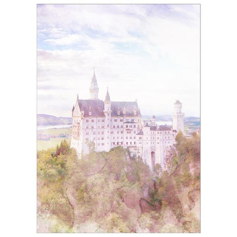 Neuschwanstein Castle Card Sets