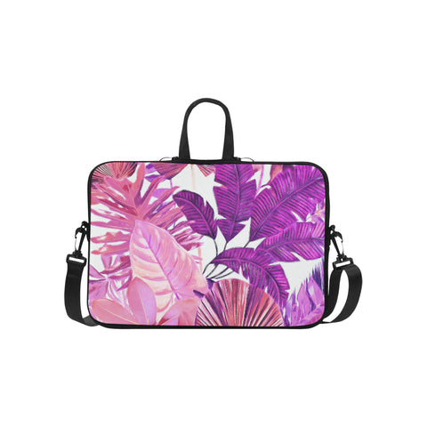 Warm Tropical Laptop Bag 15.6""